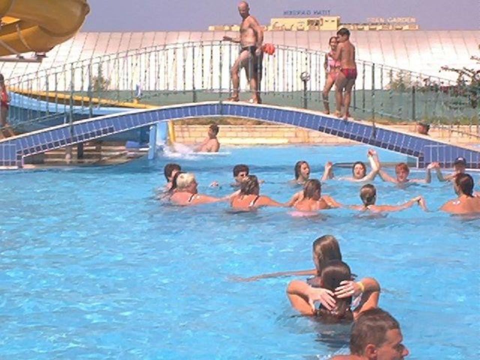 Pool-Hotel Aydin Bey 4 Sterne Caretta Relax Hotel