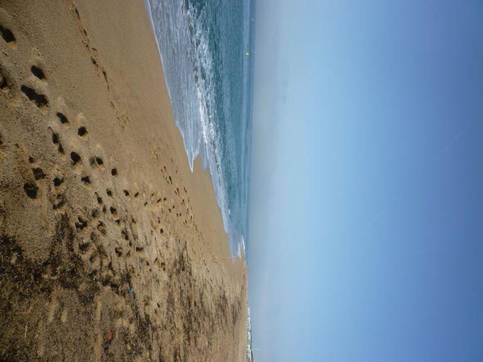 Strand von Santa Susanna Aparthotel Odissea Park