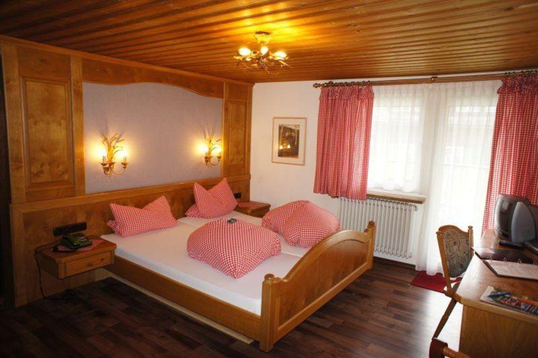 Doppelzimmer standard Pension Hirschbachwinkel