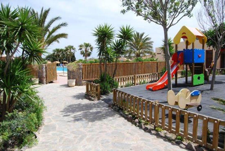 Otra zona del Hotel Camping Los Escullos en Cabo de Gata