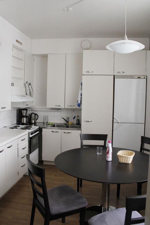 Apartment - Küche Rivoli Jardin Hotel