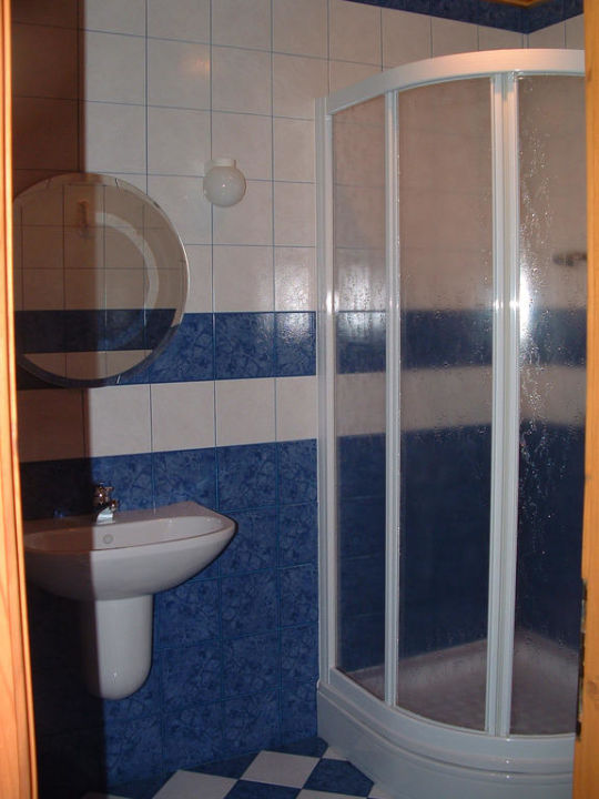 Badezimmer Pension Grosser