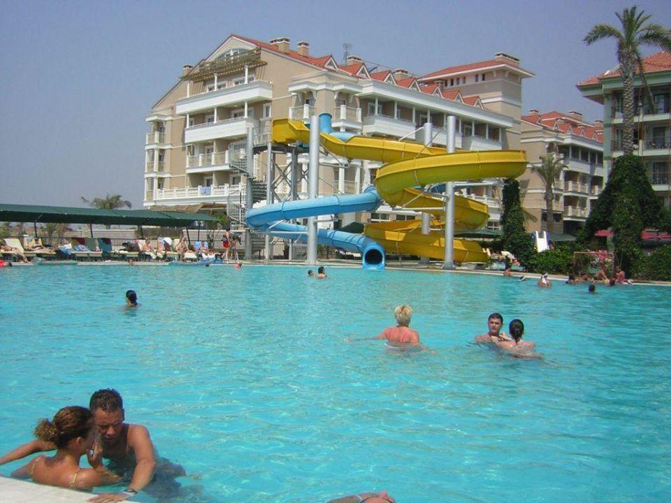 Pool mit rutsche sentido turan prince prince park side g ndogdu holidaycheck - Pool mit rutsche ...
