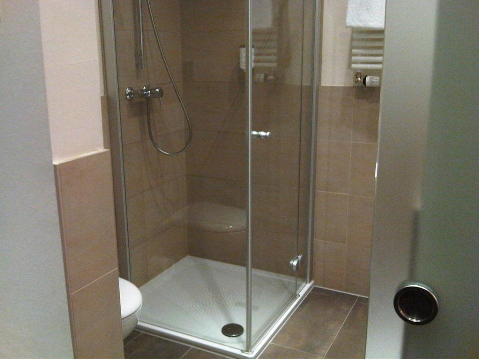 sehr sch ne dusche hotel landhaus pollmeyer friesoythe. Black Bedroom Furniture Sets. Home Design Ideas