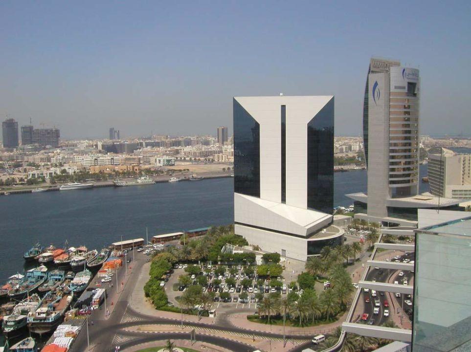 Dubai Hilton Creek auf dem Dach #3 Hilton Dubai Creek
