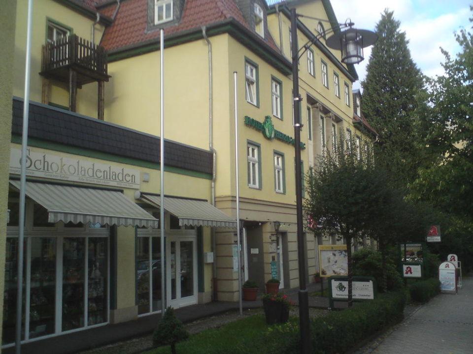 Hotel Herzog Georg Bad Liebenstein Bewertung