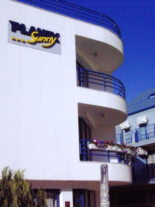 PlanexSunny - Kleines Hotel PlanexSunny
