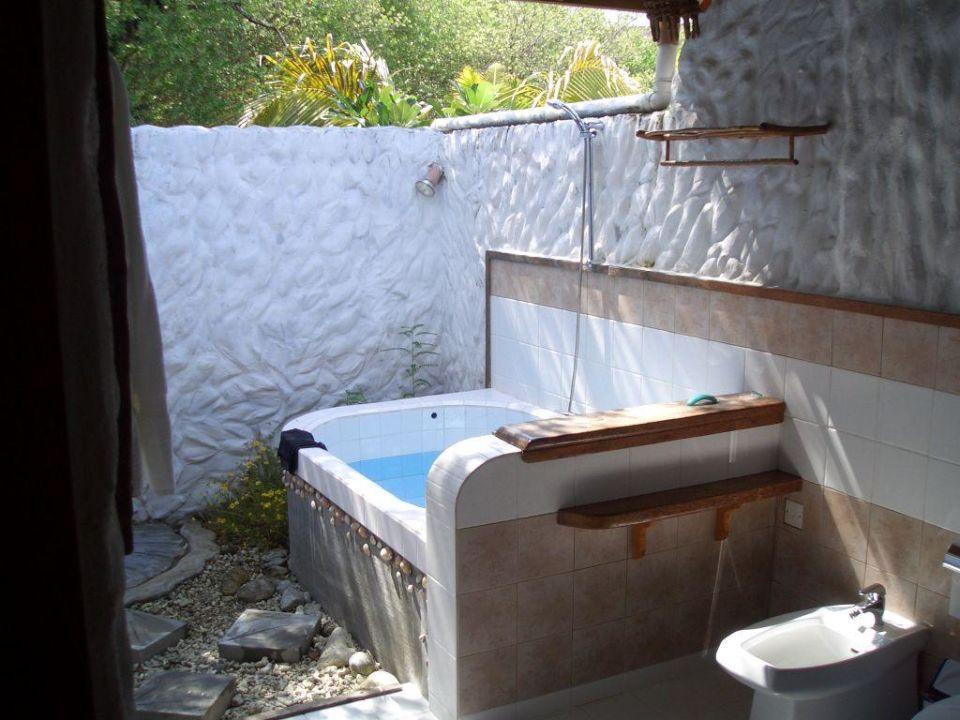 Das Offene Badezimmer Cinnamon Dhonveli Maldives
