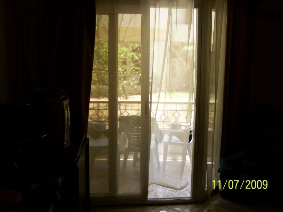 Pokój - balkon Hotel Seagull Beach Resort