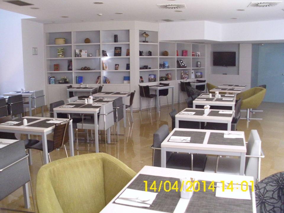 Frühstücksrum NH Barcelona Ramblas