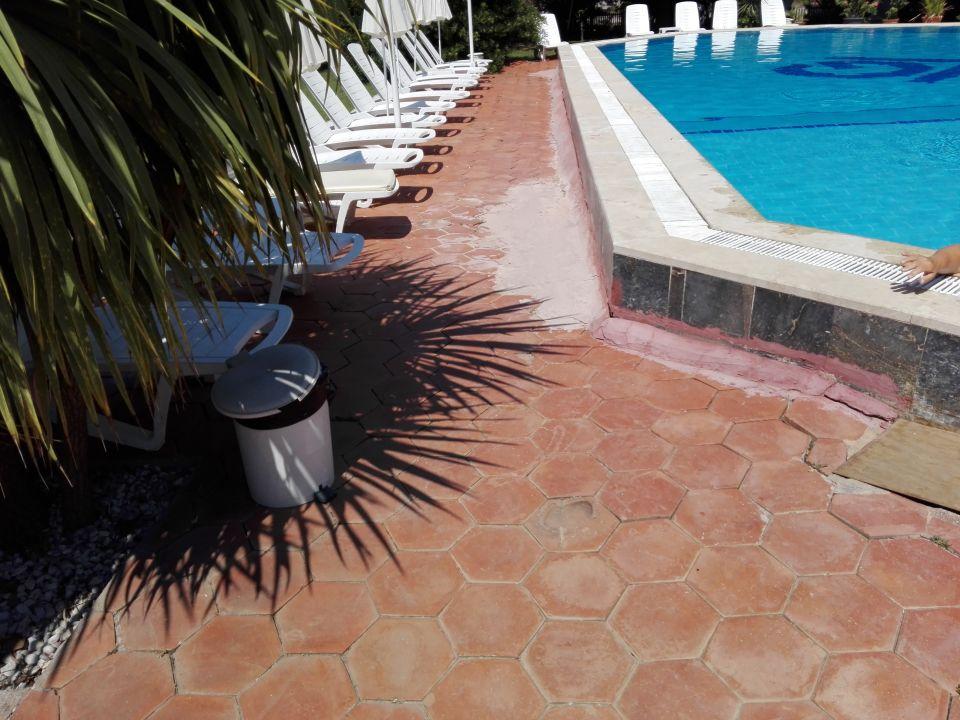 Pool Hotel Grand Vizon