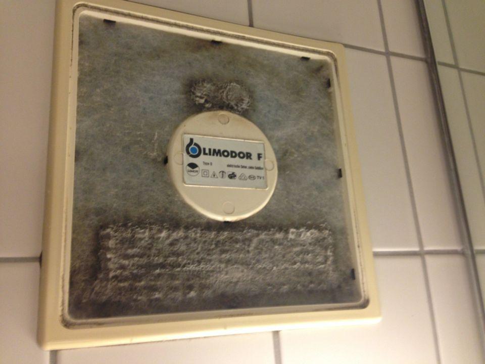 Luftung Im Badezimmer City Hotel Fortuna Reutlingen