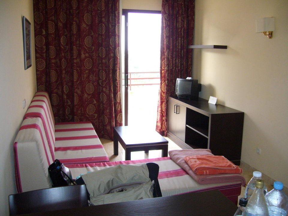 Wohnzimmer allsun Hotel Orient Beach