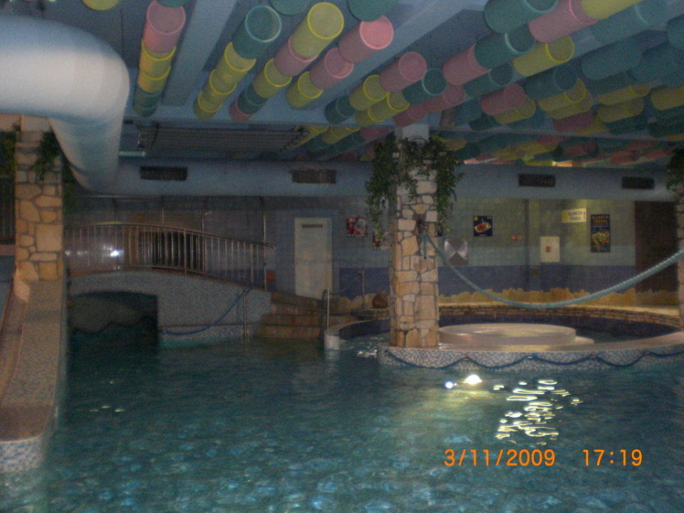 Aquapark WELLNESS HOTEL BABYLON
