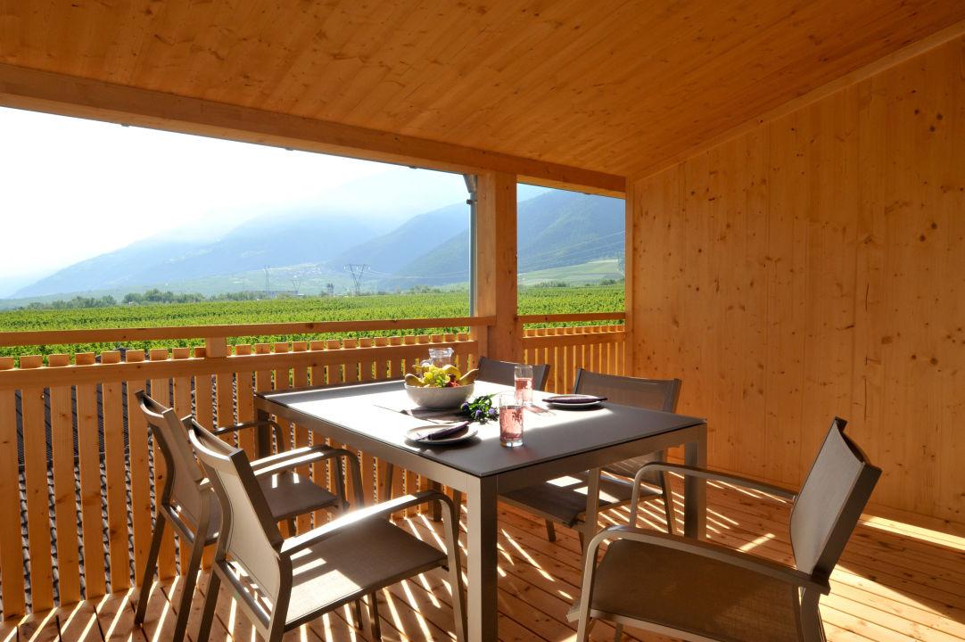 Balkon Residence Obermühle zu Schanzen