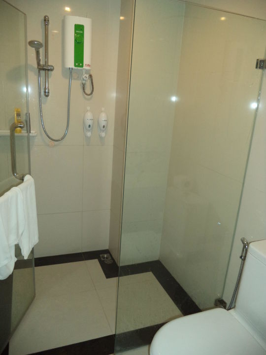 Bad Mit Begehbarer Dusche Hotel Royal Pavilion Huahin