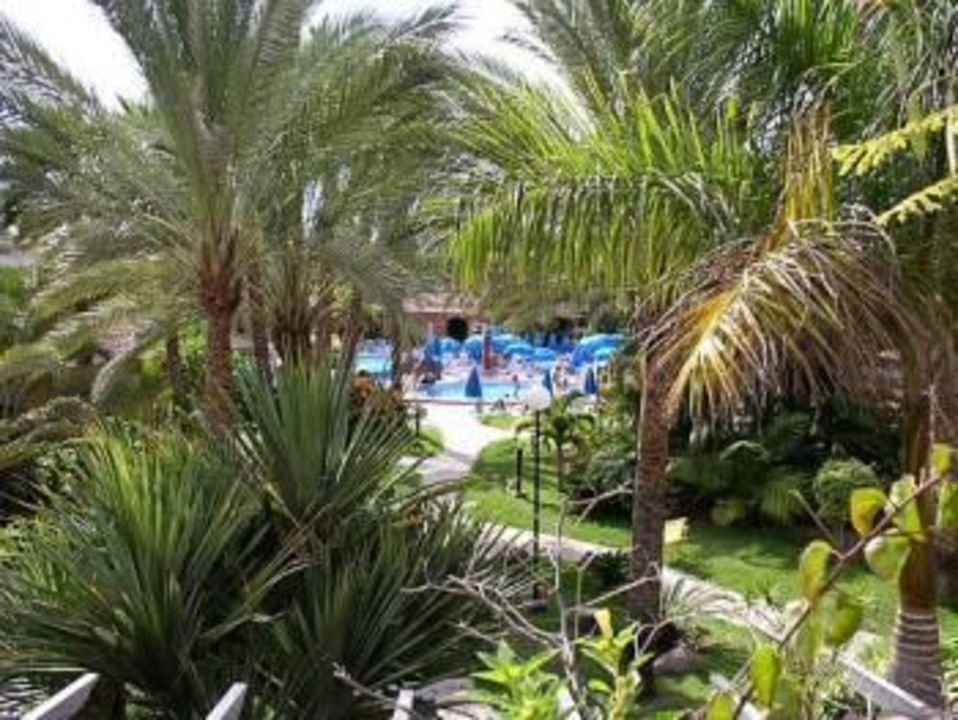 Bungalow Maspalomas Villas - Parkanlage Maspalomas Resort by Dunas