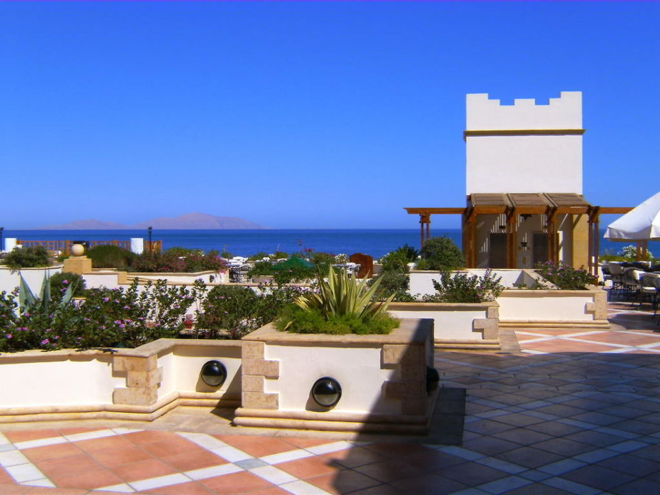 Aussenberich  Royal Grand Sharm Hotel