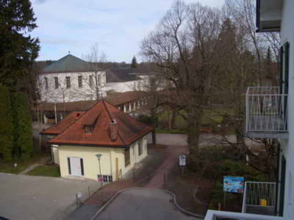 Außenansicht Hotel Jodquellenhof Alpamare (Hotelbetrieb eingestellt)