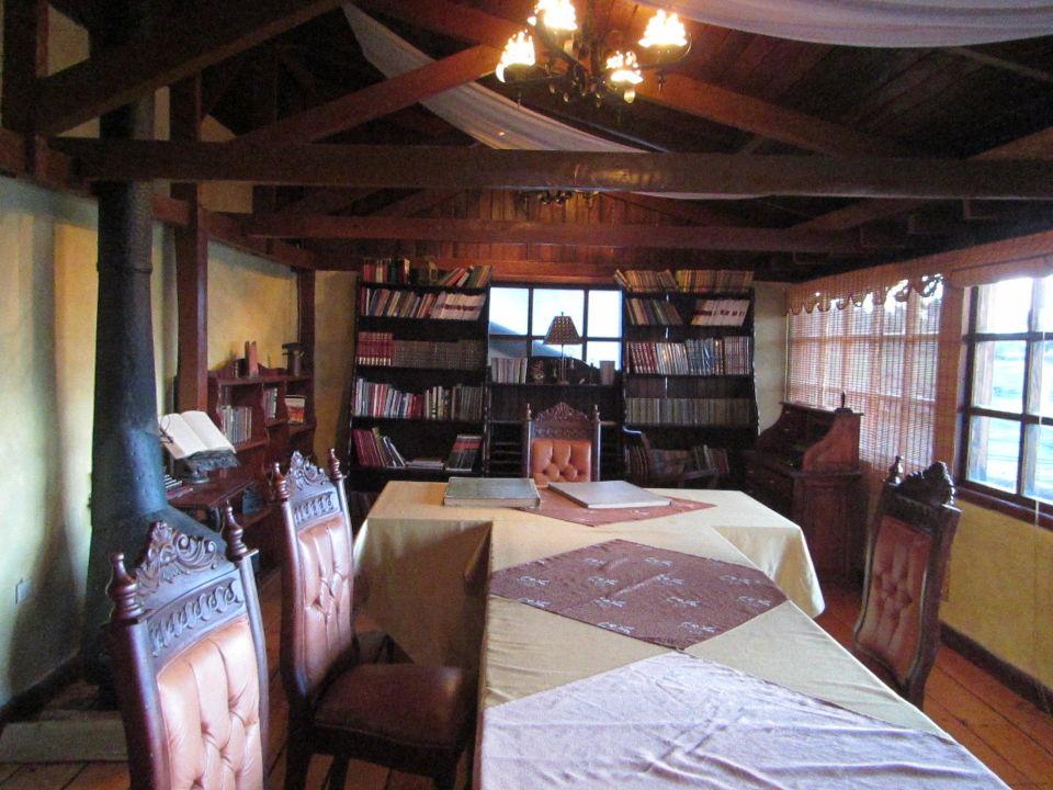 Bibliothek Hostería La Andaluza