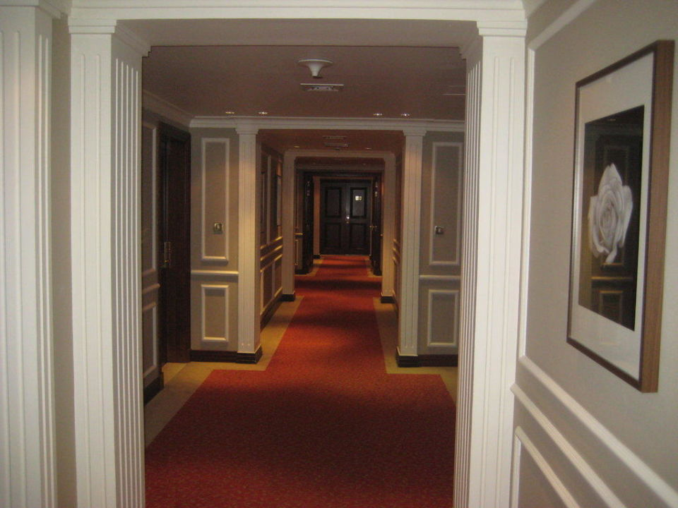 Flur Hotel Royal Ascot