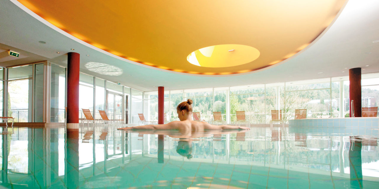 Mineral Thermal Schwimmbad Hotel Schwarzwald Panorama