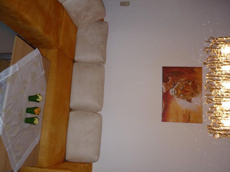 Das Wohnzimmer Feriendorf Ulrichsgrün