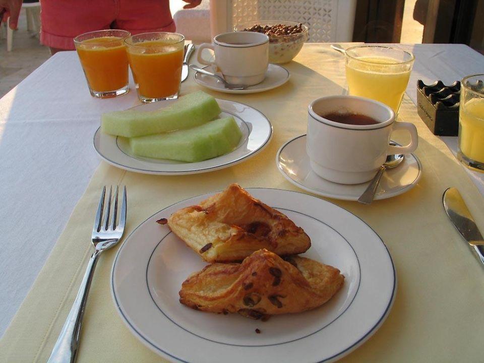Frühstück Kiriş World Hotel by Voyage  (geschlossen)