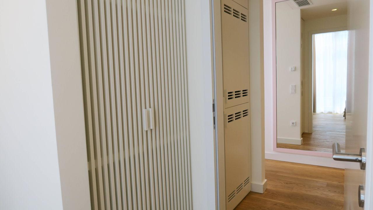 Appartment 66m2 Schlafzimmerschränke\