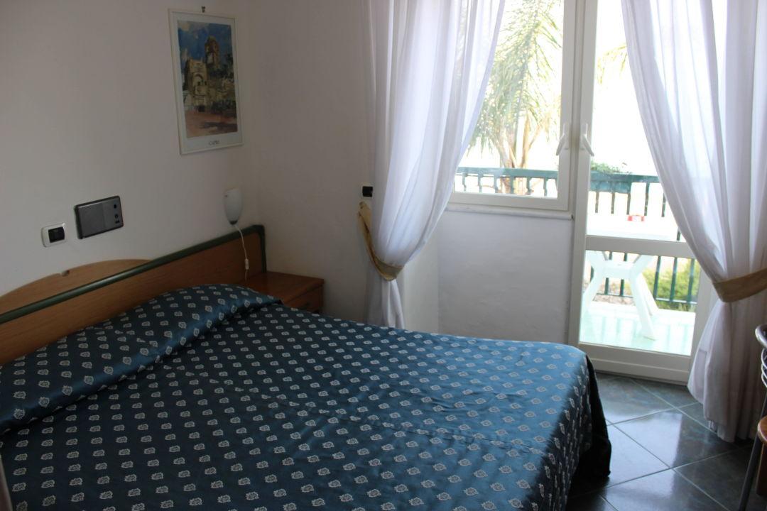 Zimmer mit direktem Meerblick Hotel Stella Maris Terme & Beauty