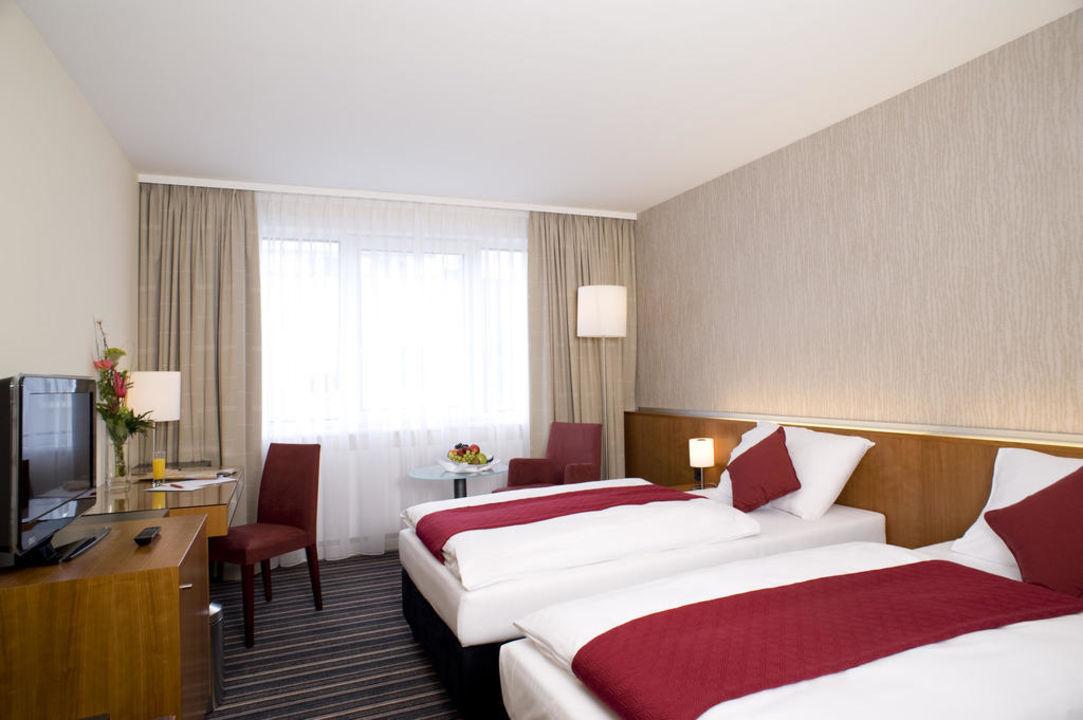 Businesszimmer Austria Trend Hotel Bosei Wien