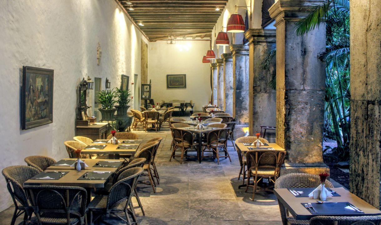 Gastro Pestana Convento do Carmo Bahia