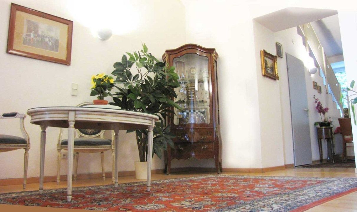 Lobby 1 Pension Walzerstadt