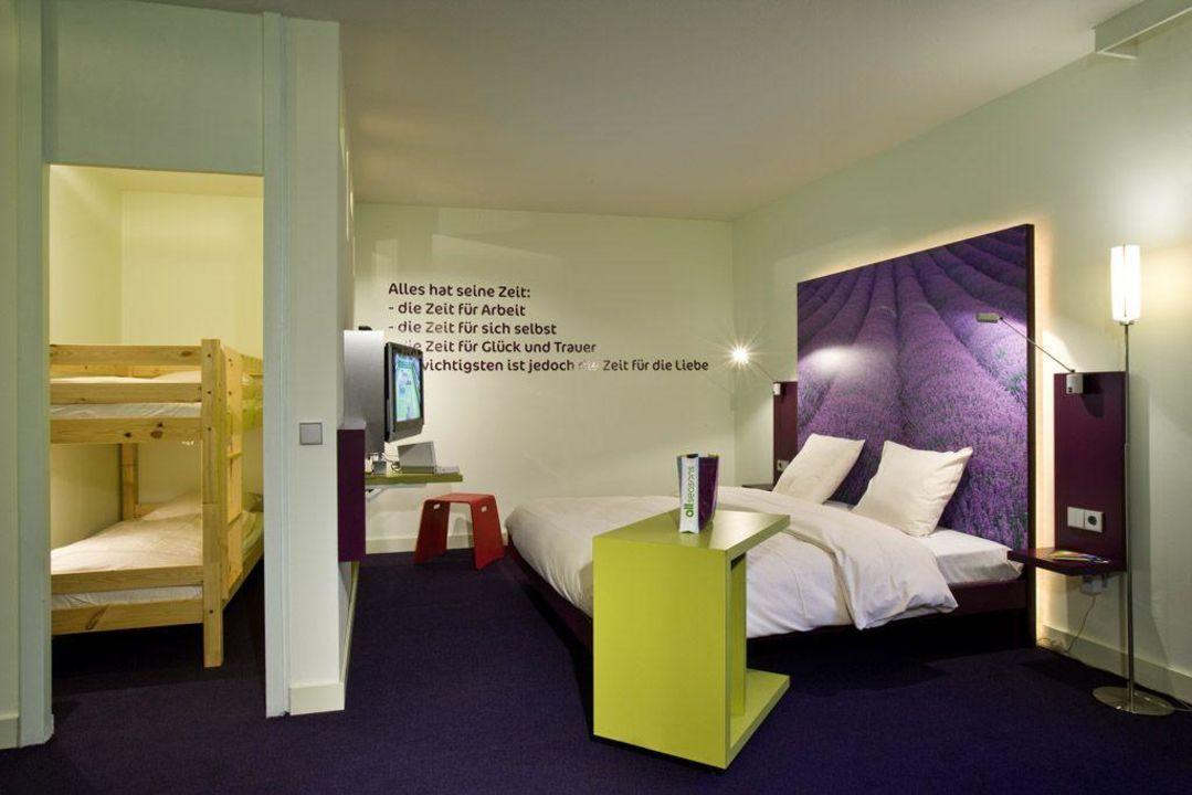 Familienzimmer ibis styles hotel hamburg alster city for Hotels mit familienzimmer in hamburg