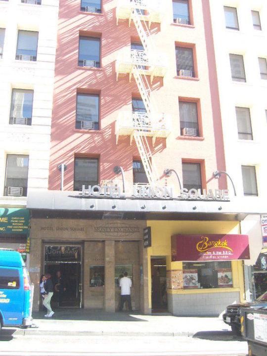 Klein aber fein Hotel Union Square