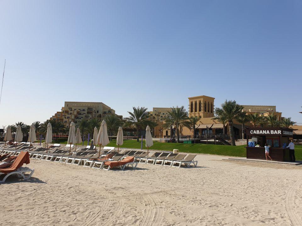 Strand Rixos Bab Al Bahr