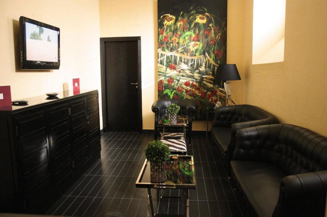Sala TV Hotel Lido