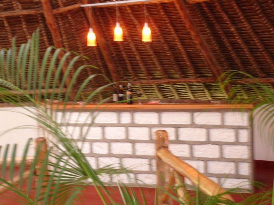Bar im Obergeschoss Golden Palm Villa