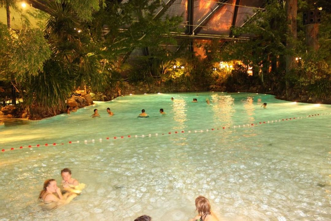 Aqua Mundo Center Parcs Het Heijderbos Gennep Holidaycheck