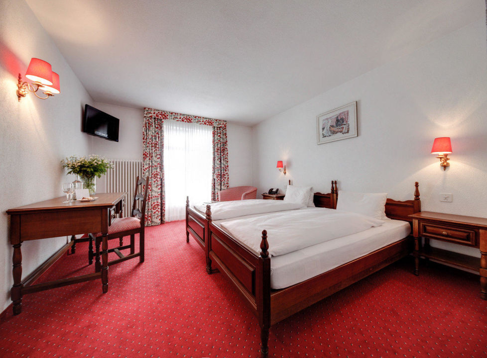 Doppelzimmer Standart Hotel Parsenn
