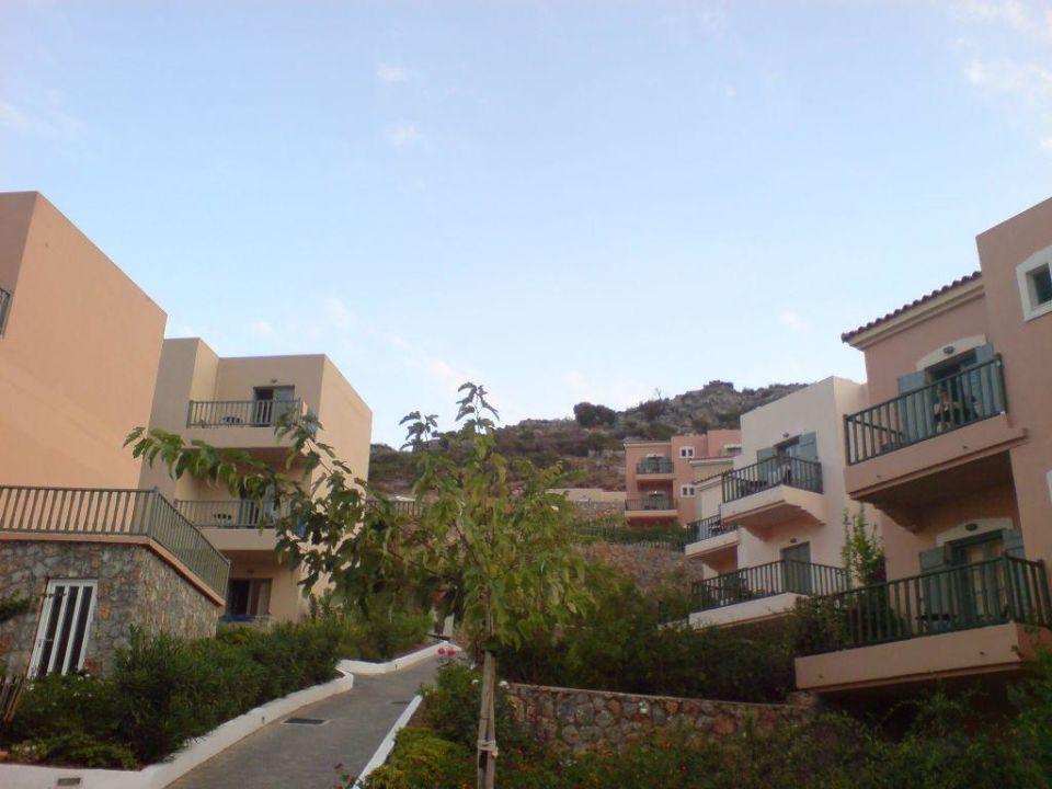 Blick vom Relaxpool smartline Village Resort & Waterpark