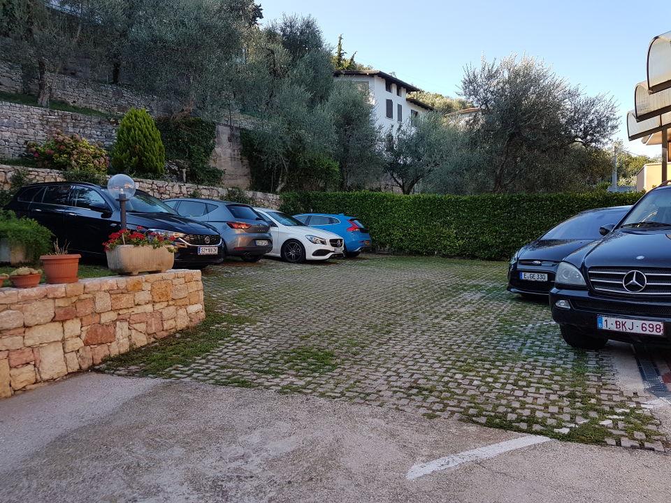Gartenanlage Residence Villa Margherita