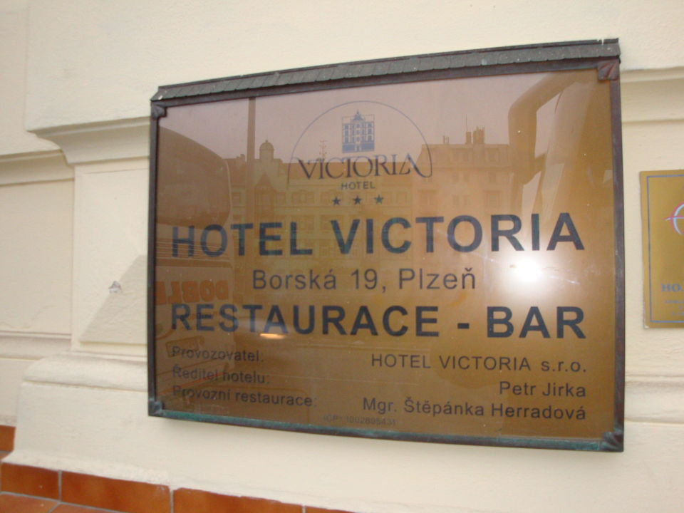 Kontaktadresse Hotel Victoria
