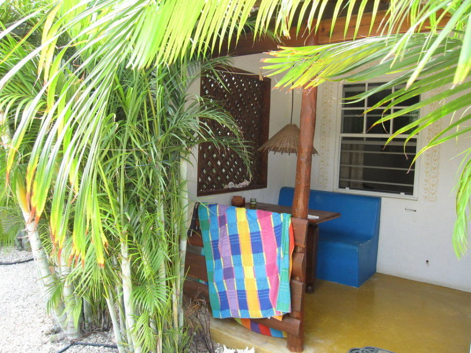 Appartementterrasse Bonaire Fun Apartments