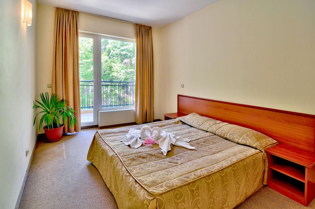 Zimmer Hotel Paradise Green Park