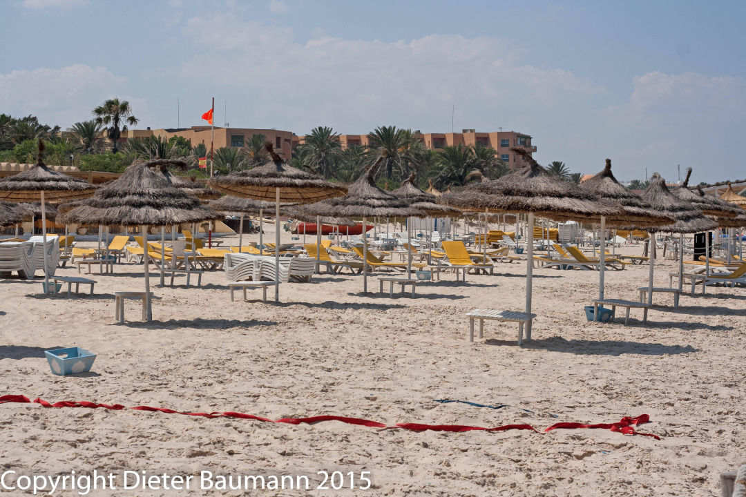 Hotel Marhaba Beach Sousse Tunesien Check Out Hotel