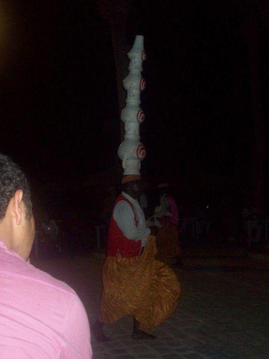 """Der Tunesische Abend """"Abendprogramm"""" Vincci Safira Palms"""