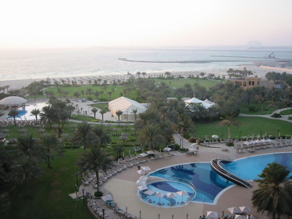 Deluxe-Zimmer mit Meerblick Le Royal Méridien Beach Resort & Spa Dubai