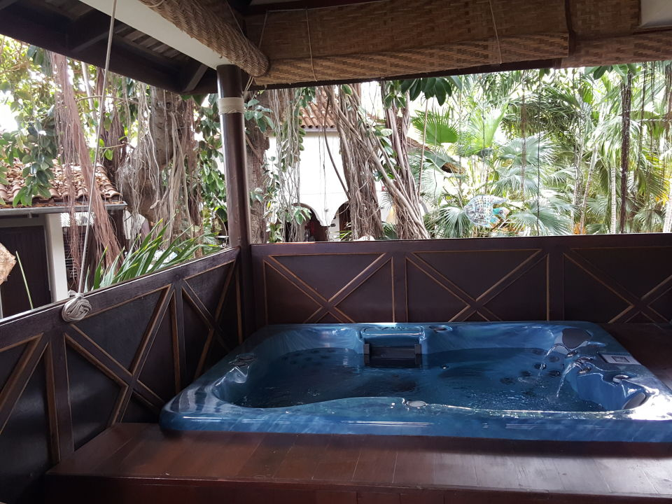 Außenansicht Baoase Luxury Resort