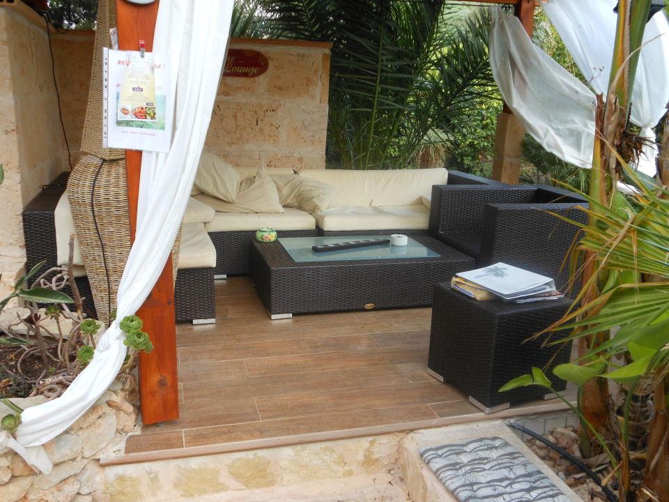 Lounge-Ecke Can Bernado